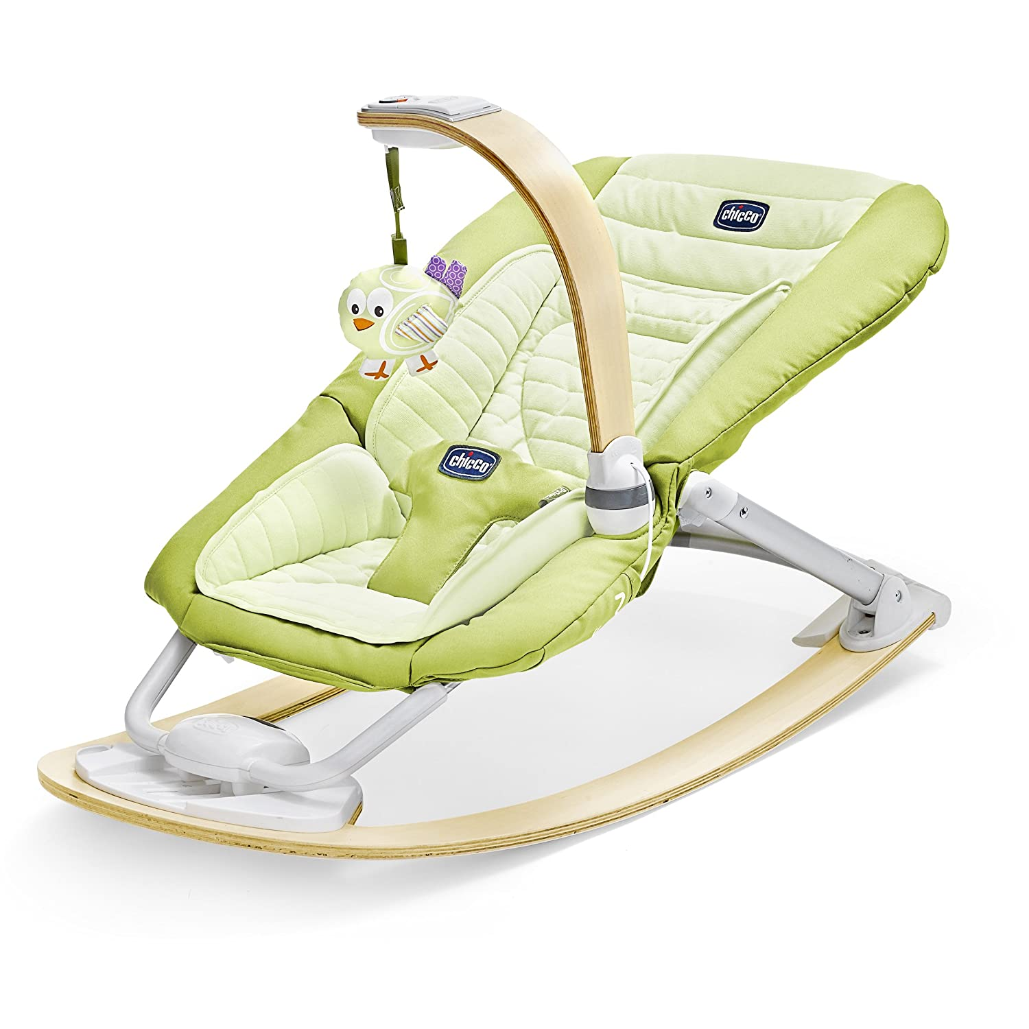 Amazon.com: Chicco I-Feel Rocker, Verde (suspendido por ...
