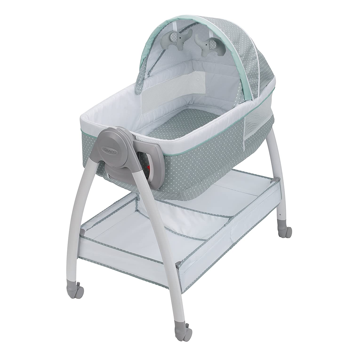 Graco Dream Suite Bassinet - Lullaby, Lullaby 2013968