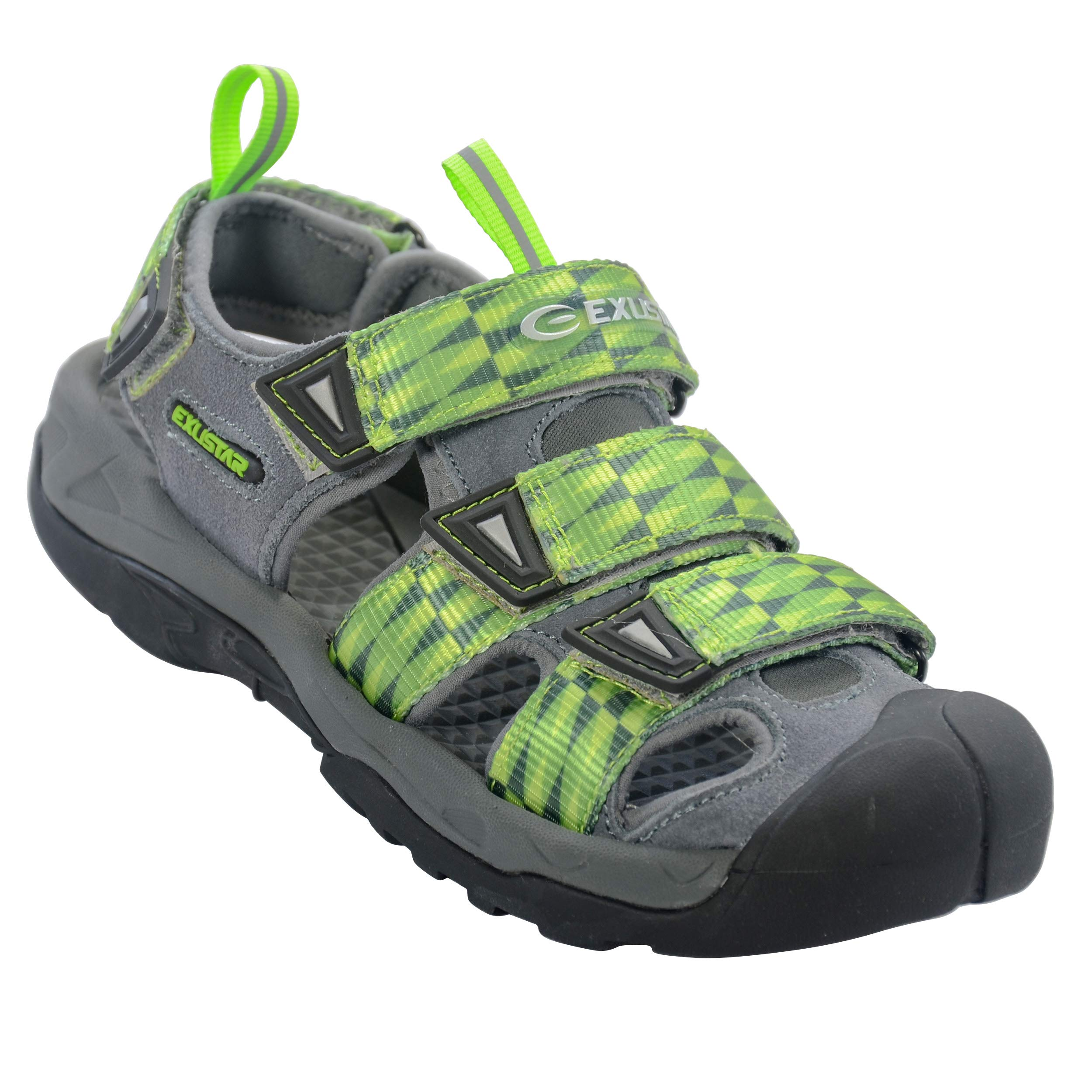E-SS515A Clipless Sandal 45-46 Euro or 11-12 US by Exustar