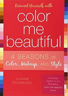 reinvent yourself with color me beautiful four seasons of color makeup and style - Color Me Beautiful Book