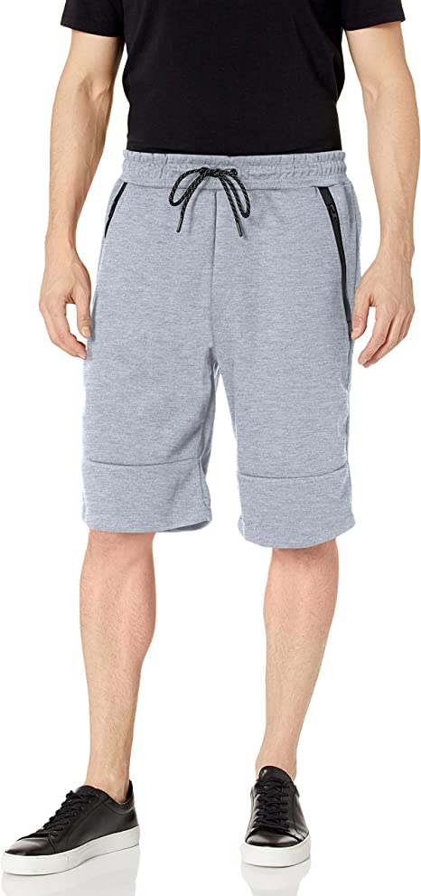 Southpole Mens Tech Fleece Shorts