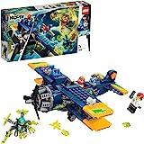 LEGO Hidden Side 70429 El Fuego's Stunt Plane Building Kit (295 Pieces)