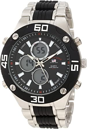 Reloj - U.S. Polo Assn. - para - US8532: Amazon.es: Relojes