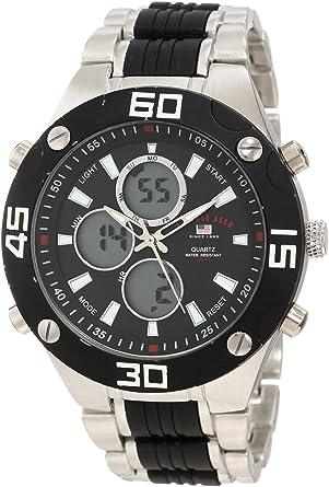 Reloj - U.S. Polo Assn. - para - US8532: Amazon.es: Relojes