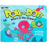 Image for Melissa & Doug Poke-a-Dot – Who's in the Ocean?