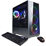 CyberpowerPC Gamer Xtreme VR Gaming PC, Intel i5-10400F 2.9GHz, GeForce GTX 1660 Super 6GB, 8GB DDR4, 500GB NVMe SSD…