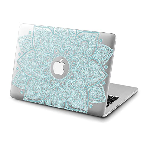 release date 2707c 4f755 Amazon.com: Lex Altern MacBook Oriental Pro 15 inches Case Mandala ...