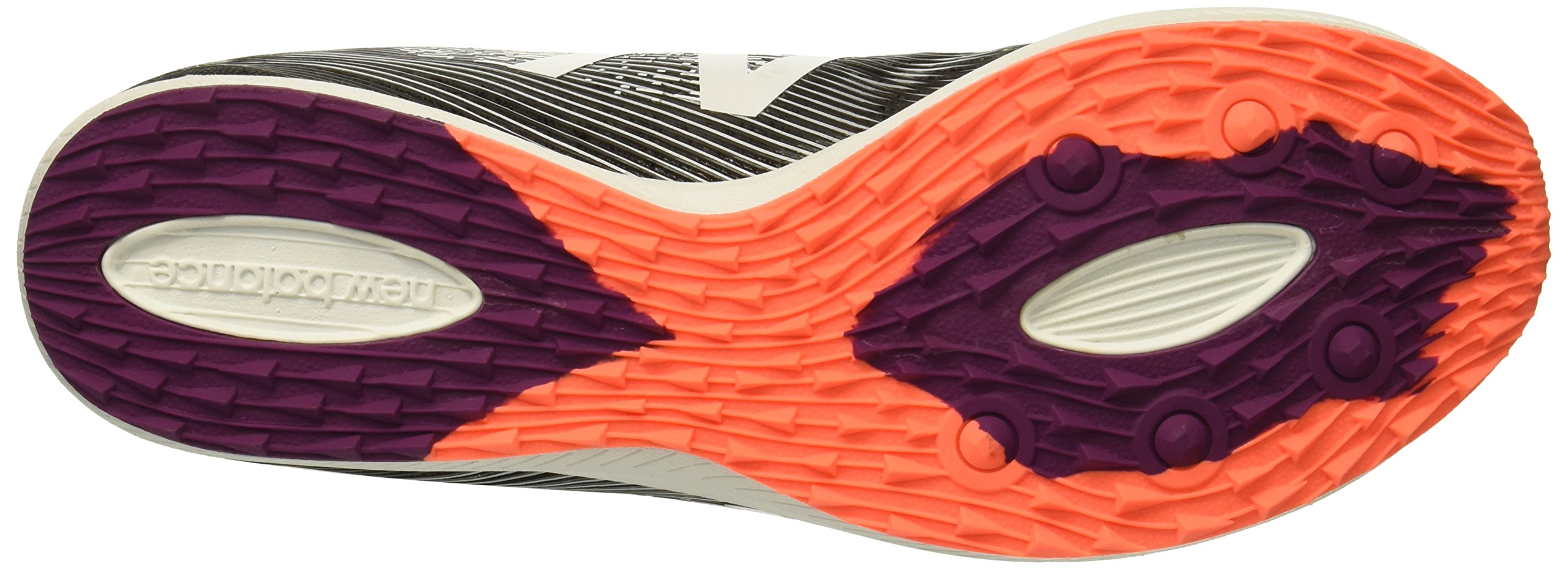 New Balance Women's 7v1 Cross Country Running Shoe, Black, 6.5 B US by New Balance (Image #3)