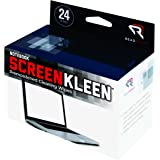 Read Right Notebook ScreenKleen Cleaning Pads, 24 Pads per Box (RR1217)