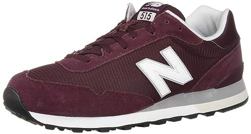 f2df8166a9f New Balance Men's 515 Core Pack Lifestyle Fashion Sneaker Lifestyle Sneaker,  Burgundy, 7.5 D