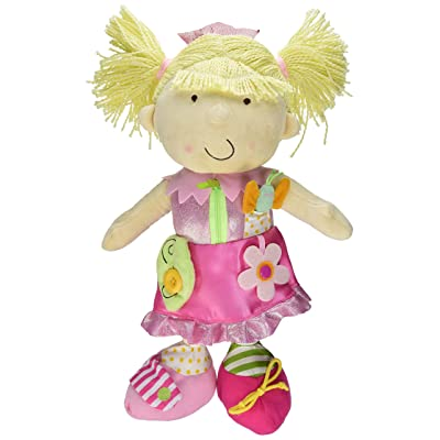 Manhattan Toy Dress Up Princess Doll For Toddlers: Toys & Games