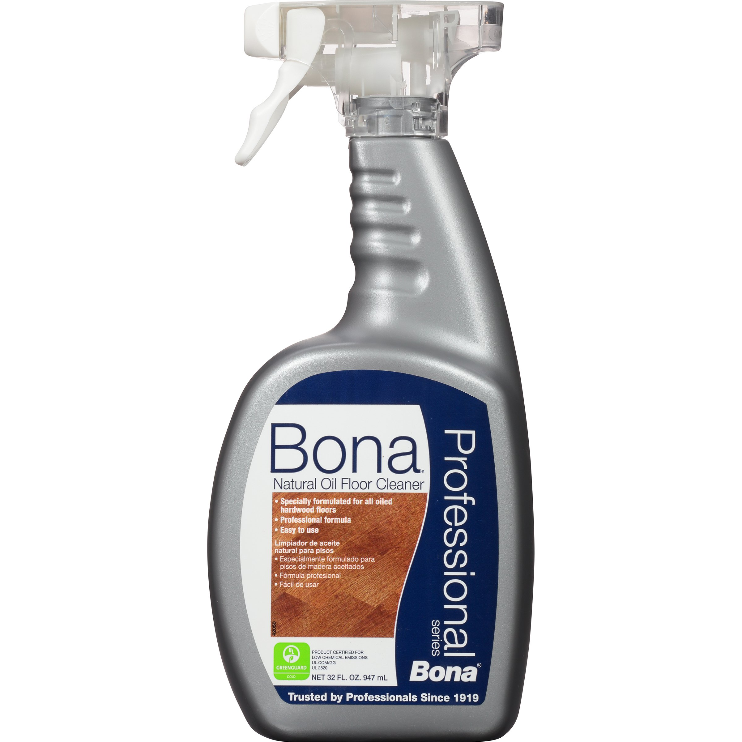Bona BonaKemi USA WM701151001 Hardwood Floor Cleaner Natural Oil Floor Cleaner Pro 32oz