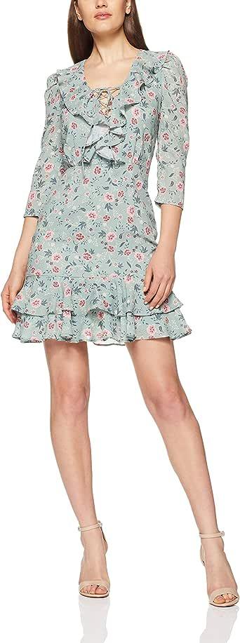 Cooper St Women's Peaseblossom Fitted Mini Dress
