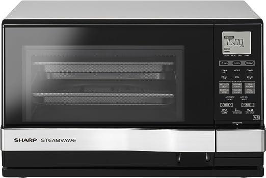 Sharp 27 litros True vapor horno con apta para microondas y ...