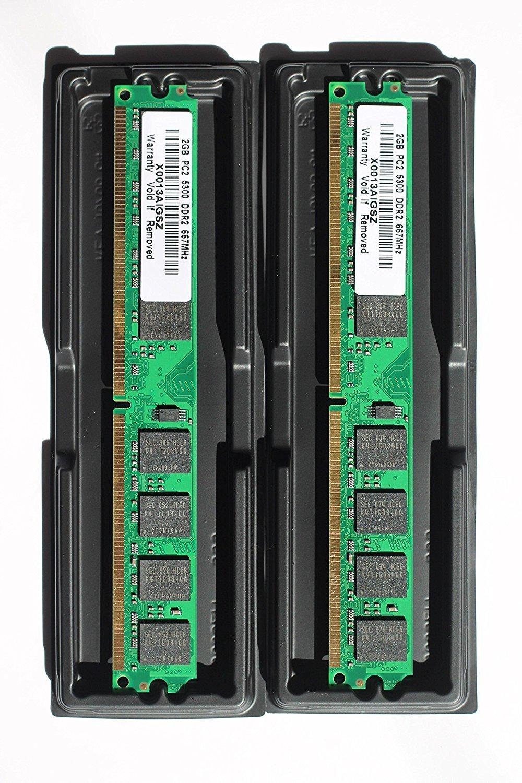 Memoria Ram 1gb Ddr2 667mhz Pc2-5300 Madfortune