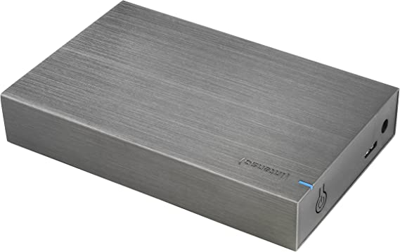 Intenso 6033511 - Disco Duro Externo HDD 3.5 (3TB, USB 3.0) Color Antracita: Intenso: Amazon.es: Informática