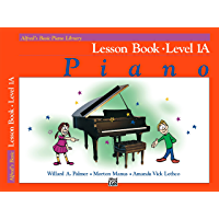 Alfred's Basic Piano Library - Lesson Book 1A: Learn How to Play Piano with This Esteemed Method book cover