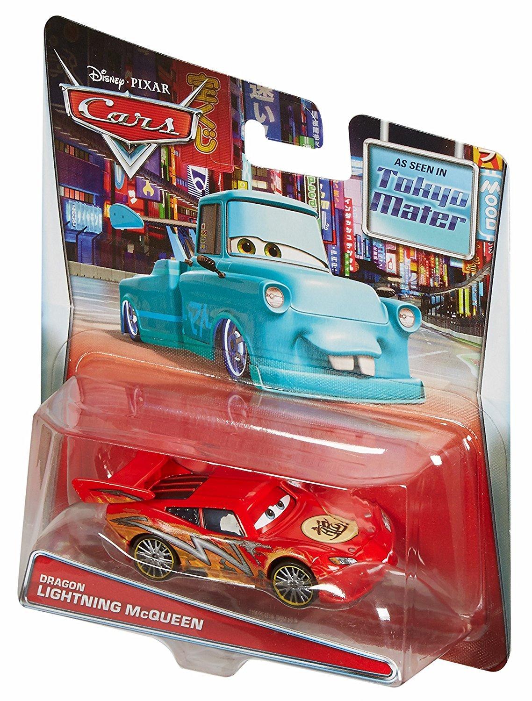 Disney Cars Dragon Lightning McQueen 155 Diecast Car Amazon.co.uk Toys u0026 Games  sc 1 st  Amazon UK & Disney Cars Dragon Lightning McQueen 1:55 Diecast Car: Amazon.co ... azcodes.com