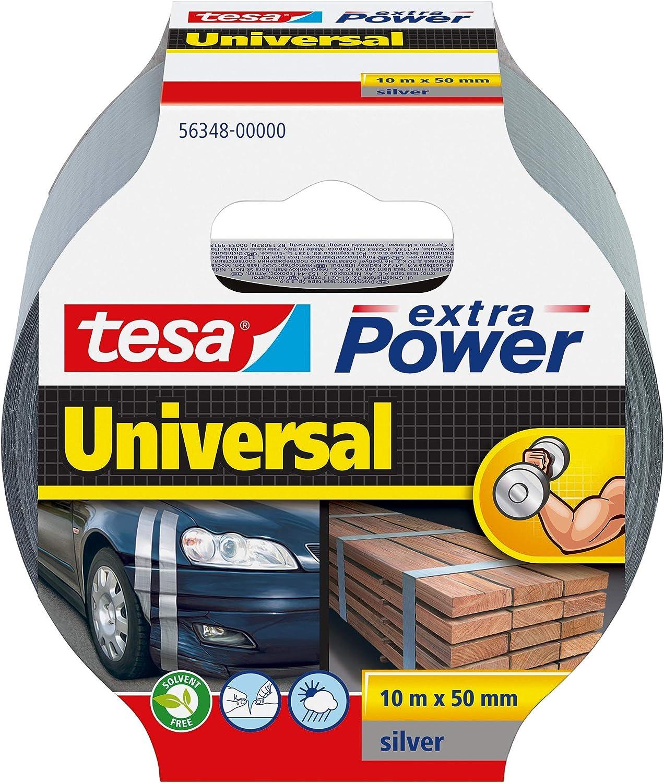 tesa 56348-00000-06 Cinta adhesiva, 10 m x 50 mm