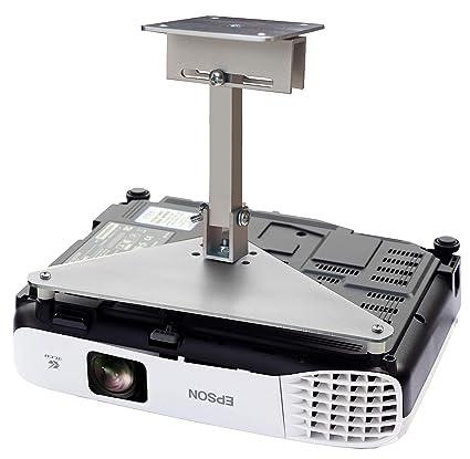 Proyector Soporte de techo para Epson EB-X20 EB-X200 eb-x21 eb-x22 ...