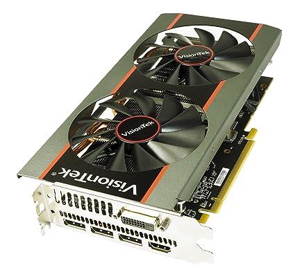 VisionTek Radeon RX 580 Overclocked Radeon RX 580 8GB GDDR5 ...