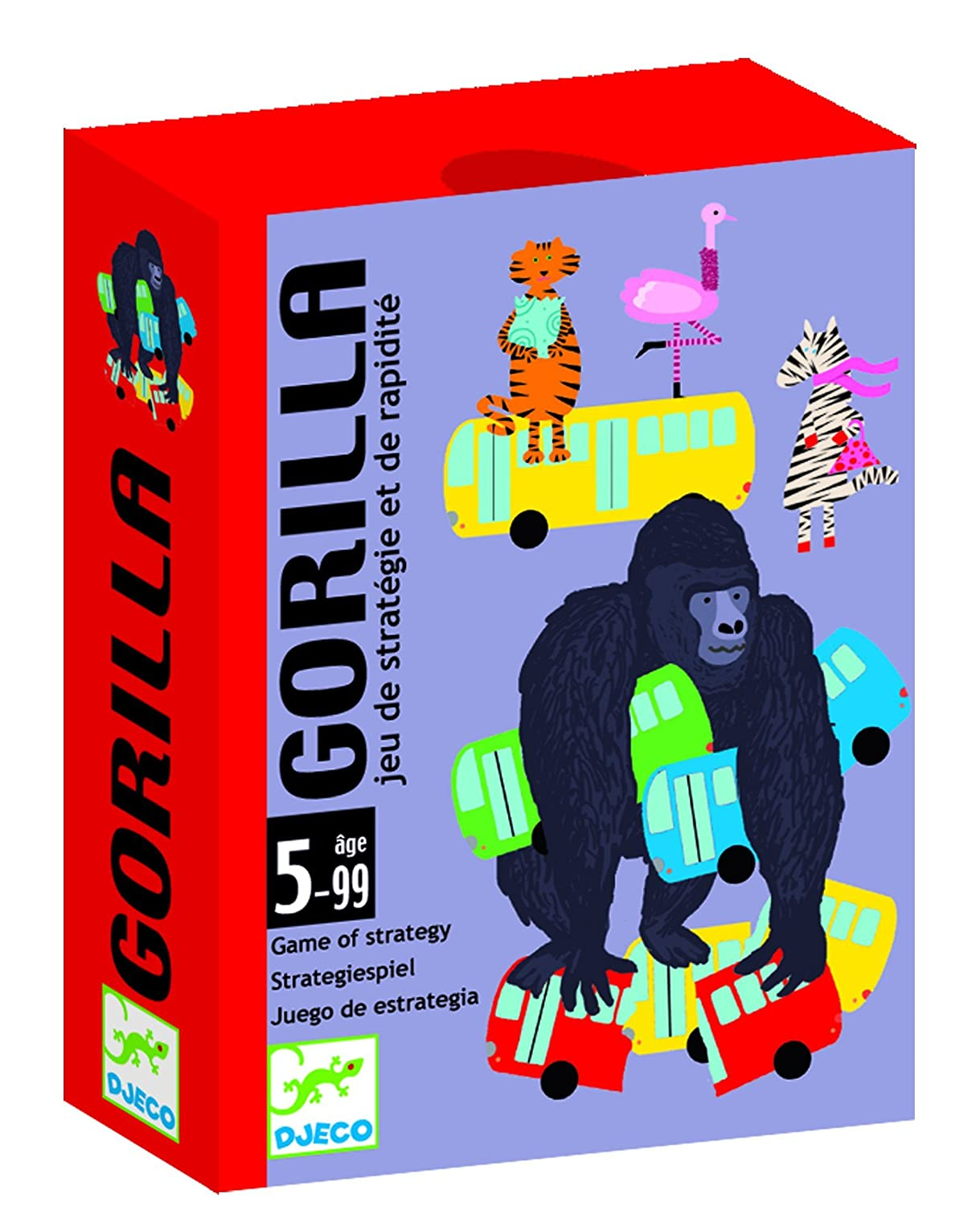 Amazon.com: Playing Cards - Gorilla: Toys & Games