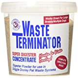 Doggie Dooley Waste Terminator Digester Powder, 1 year supply