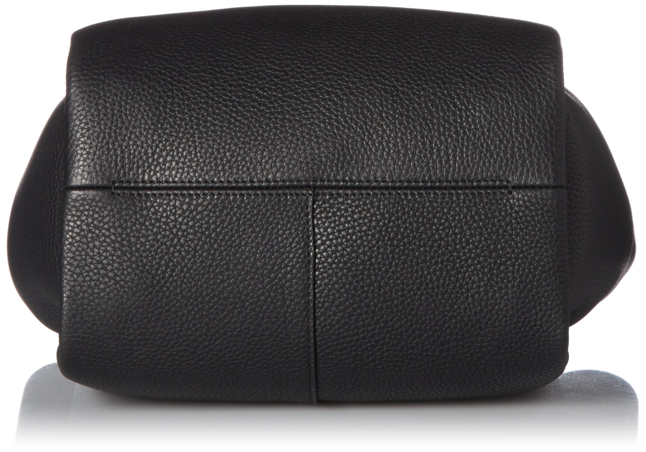Vince Camuto Nylan Bonded Small Tote, Nero by Vince Camuto (Image #4)