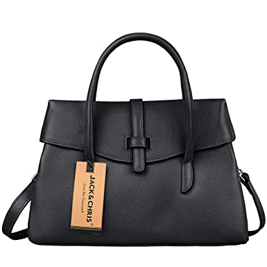 Amazon.com: Jack&Chris Handbags Top Handle Bag Crossbody Bags for ...