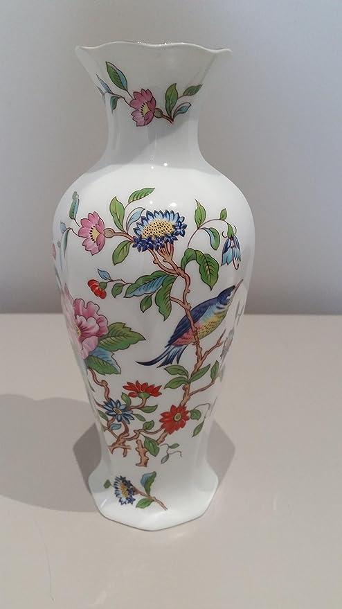 Aynsley Pembroke 22cm Vase Made In England Amazon Kitchen
