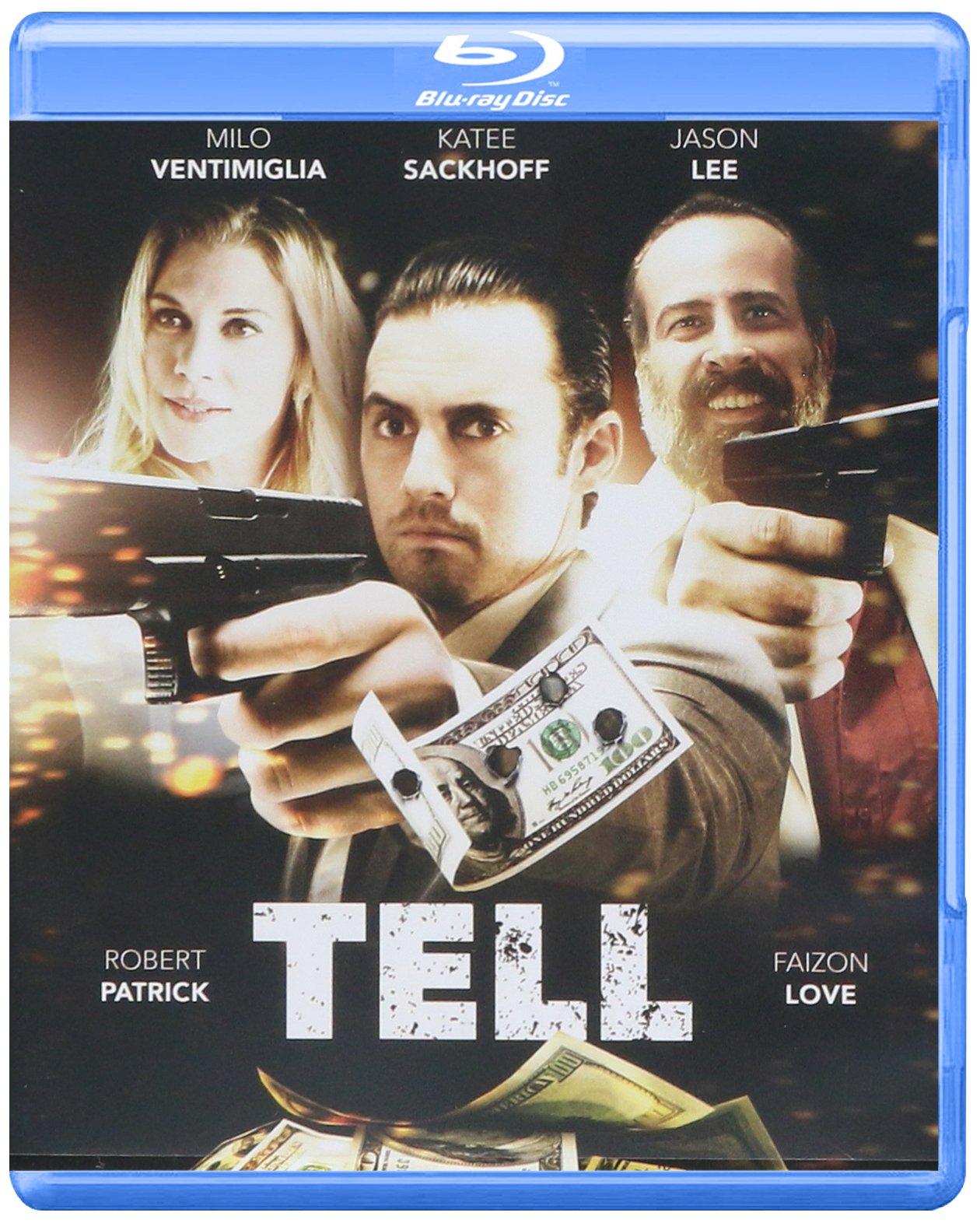 Blu-ray : Tell (Blu-ray)