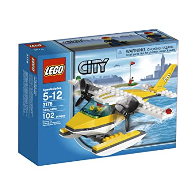 LEGO City Seaplane (3178): Toys & Games