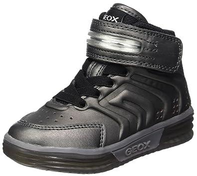 e1228b54ee80 Geox J Argonat B Baskets Hautes garçon  Amazon.fr  Chaussures et Sacs