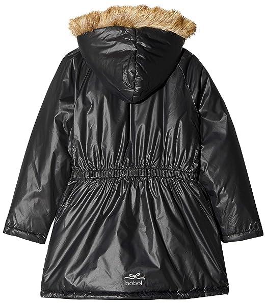 boboli Technical Fabric Parka For Girl, Abrigo para Niñas: Amazon.es: Ropa y accesorios