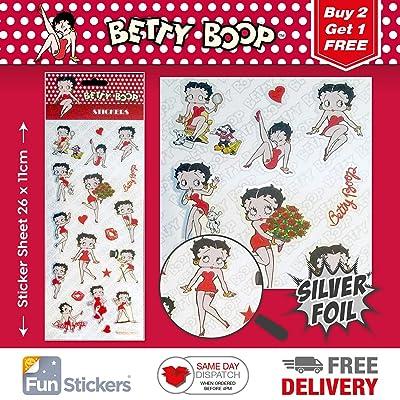 Betty Boop Sticker 1001: Kitchen & Dining