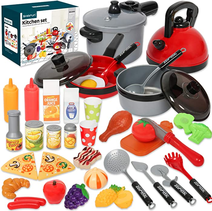 The Best Childrens Pots And Pans And Food