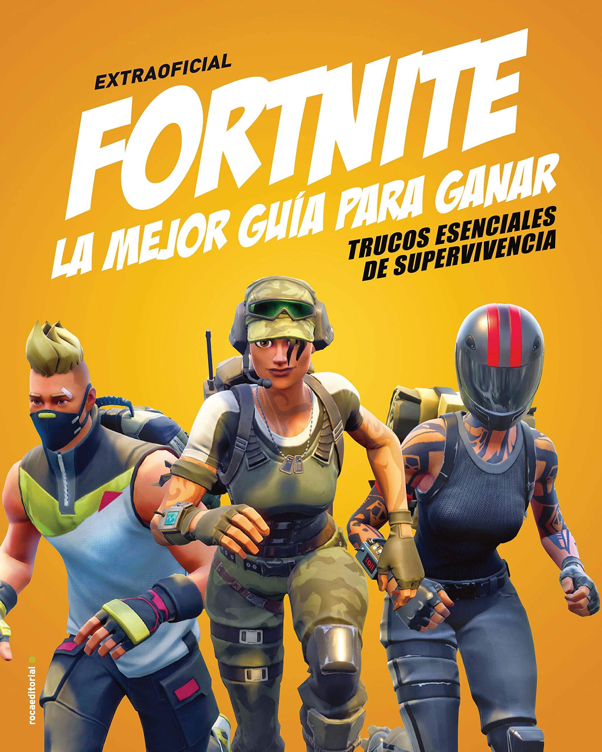 Fortnite (Roca Juvenil) (Spanisch) Taschenbuch – 28. Februar 2019