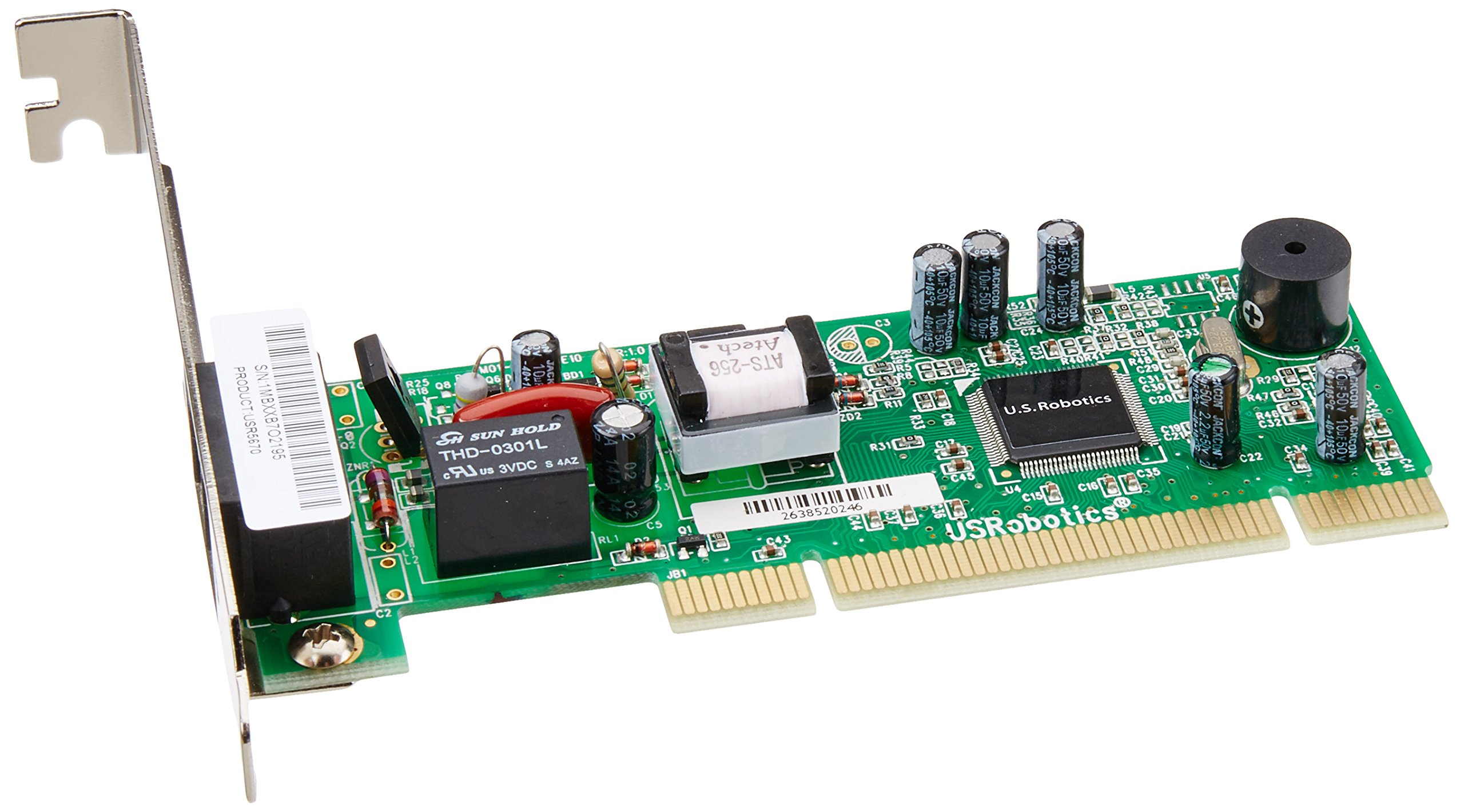 USRobotic V.92 PCI Software Faxmodem USR5670 by USRobotics