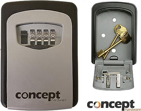 Caja de almacenamiento de seguridad para guardar llaves de ...