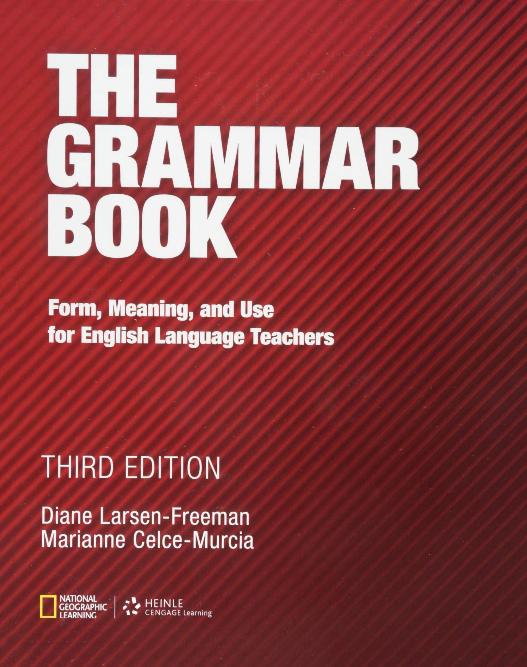The Grammar Book: Amazon.es: Marianne (University of California, Los Angeles) Celce-Murcia, Diane Larsen-Freeman: Libros en idiomas extranjeros