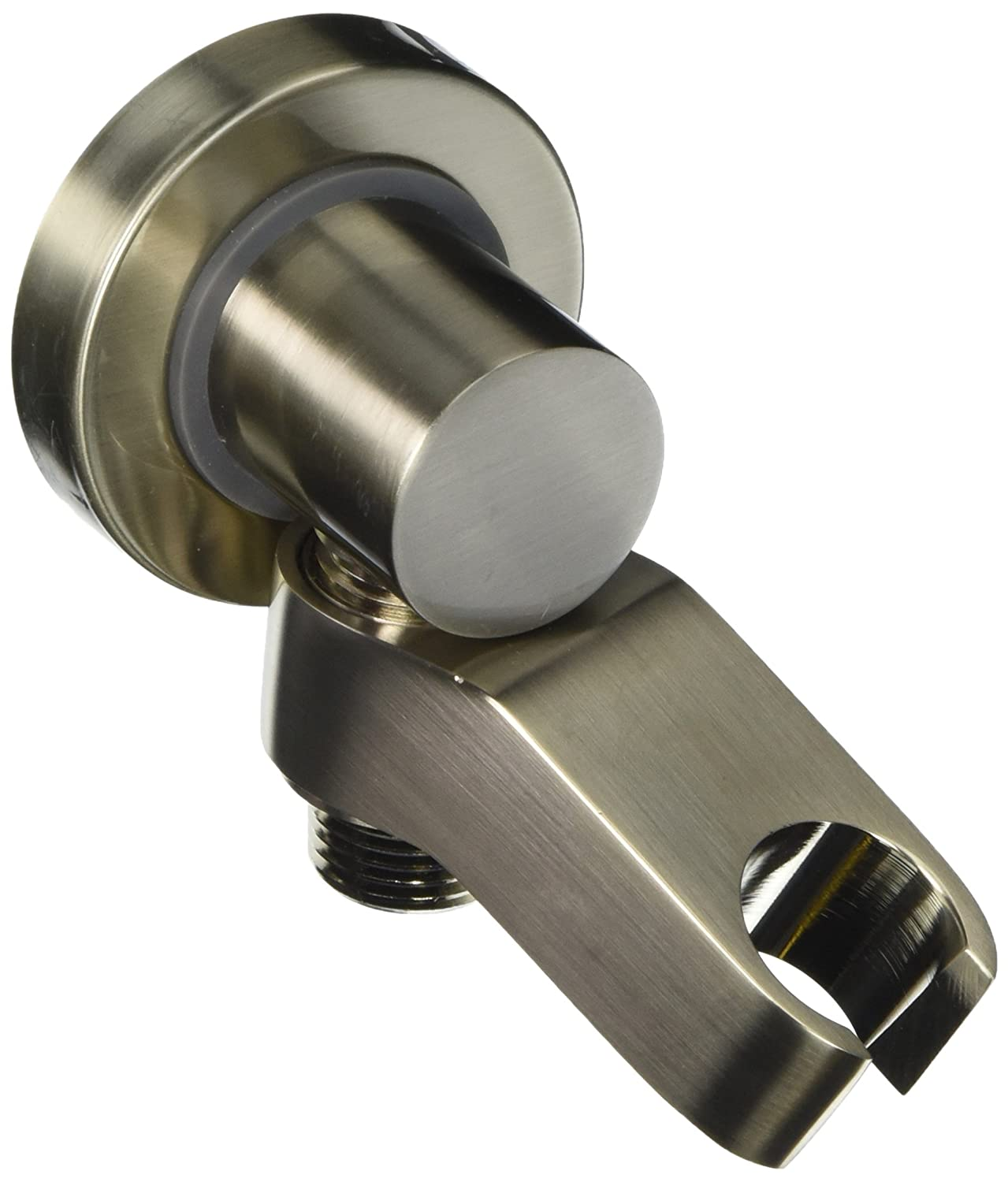 Jaclo 6486-SN Contempo Water Supply with Holder Satin Nickel Standard Plumbing Supply