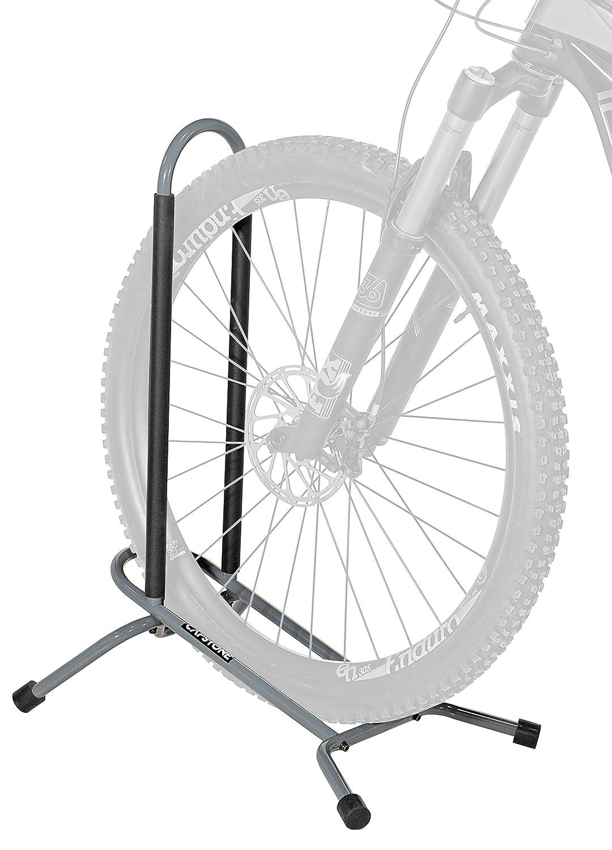 Capstone Bike Stand Fits Narrow to Fat Bike Tires