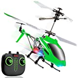 Syma Wind Hawk Remote Control Helicopter - Indoor RC Helicopter with Altitude Hold, LED Lights, Extended Flying Range…
