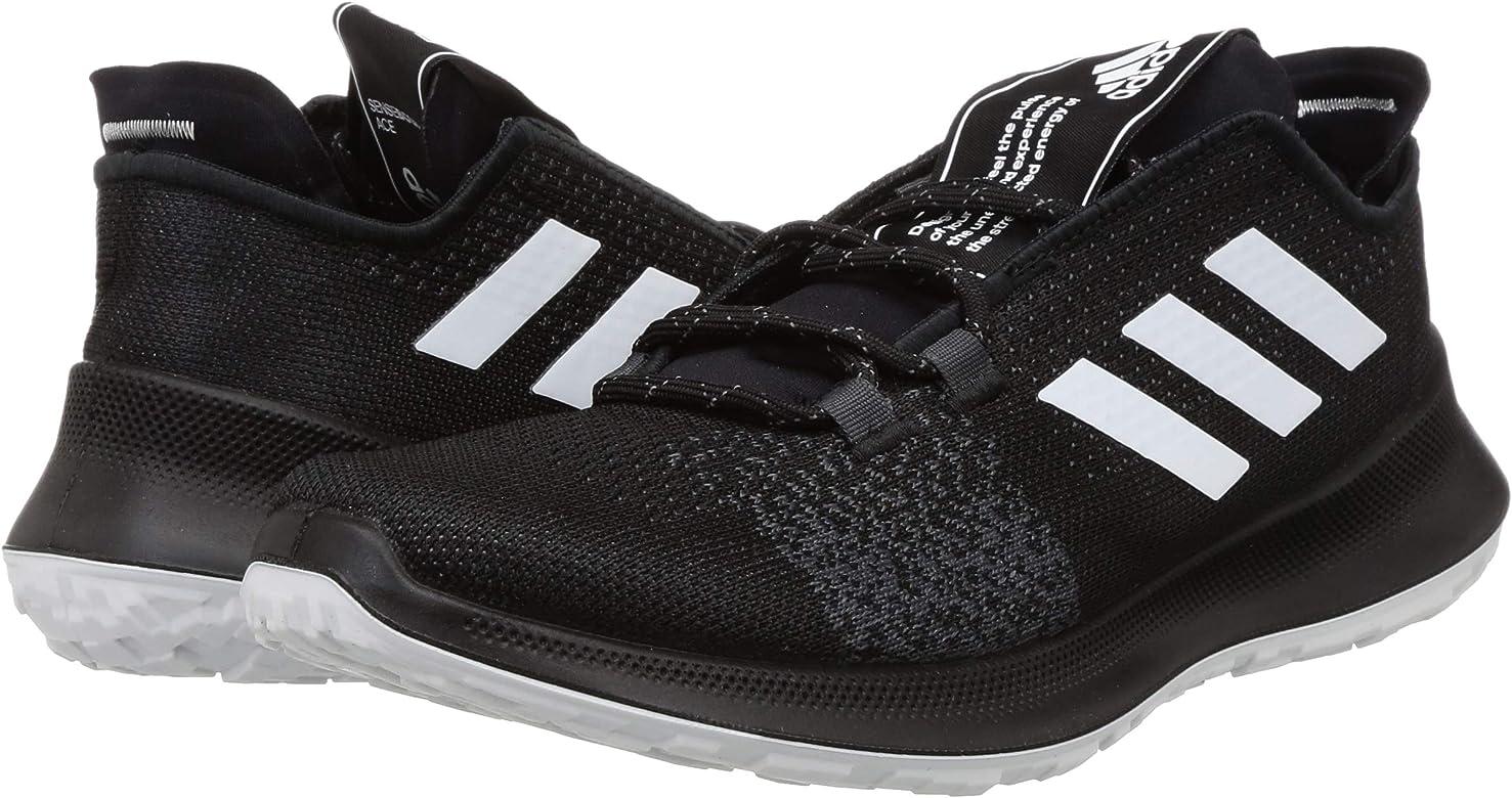 Adidas SENSEBOUNCE + Ace M, Zapatillas Running Hombre, Negro (Core ...