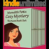 Meredith Potts Thirteen Book Cozy Mystery Set