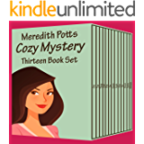 Meredith Potts Thirteen Book Cozy Mystery Set (English Edition)