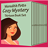 Meredith Potts Thirteen Book Cozy Mystery Set