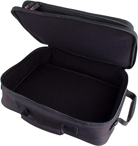 Protec A307 - Estuche para clarinete, color negro: Amazon.es: Instrumentos musicales