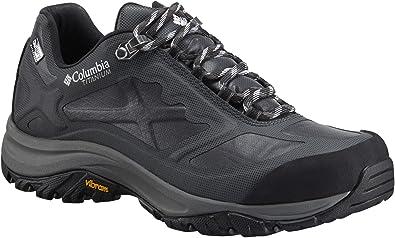 Columbia Terrebonne Outdry Extreme Shoes Women Black/White Schuhgröße US 10,5
