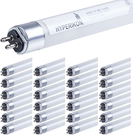LED T8 Tube 5000 Kelvin Box of 25 Ballast Bypass 19 Watts